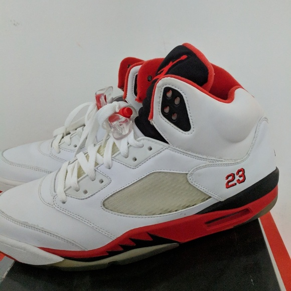 sale usa online best prices new collection Jordan Shoes | Fire Red V 5 | Poshmark